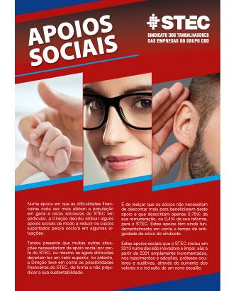 apoios sociais